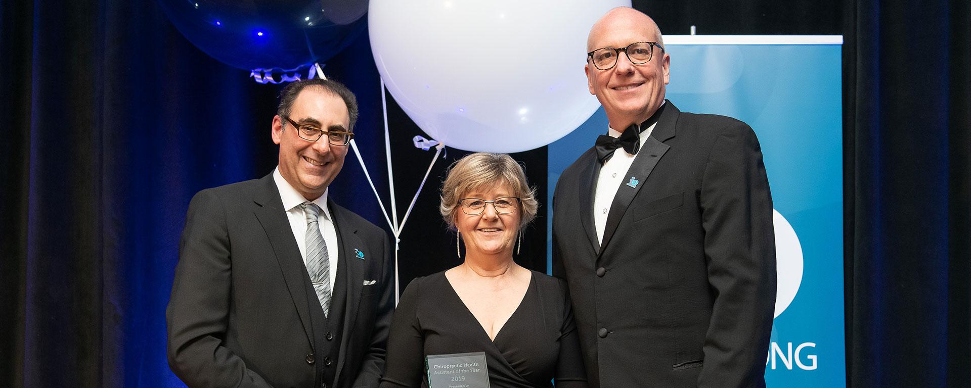 Debbie Kerr CHA of the Year Award Recipient