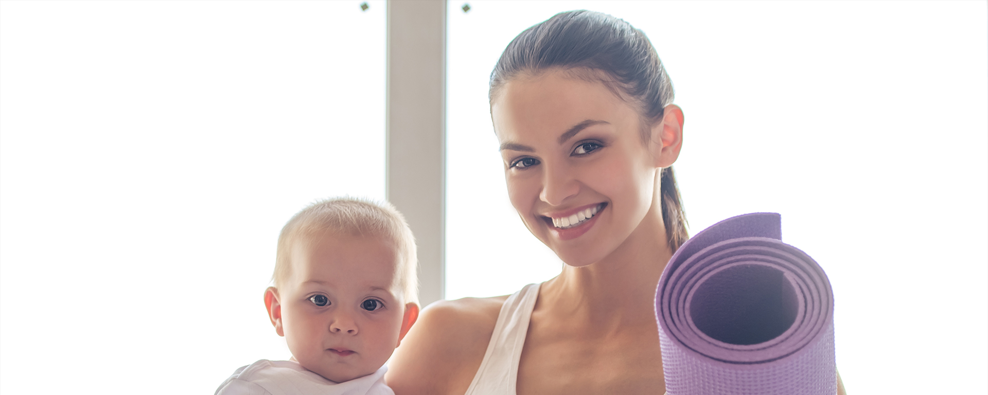 Four Exercises to Relieve Your New Mom Backache