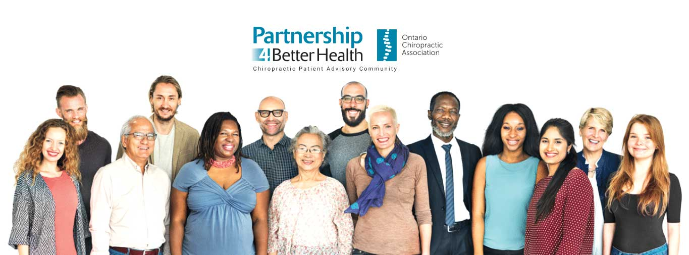 Partnership4BetterHealth people helping shape the future of chiropractic care
