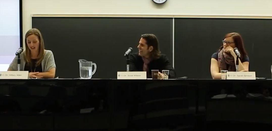 Practice Realities Panel 2016