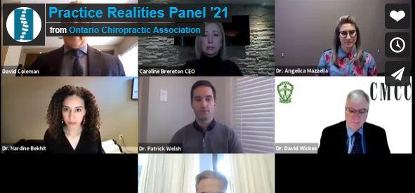 2021 virtual Practice Realities Panel