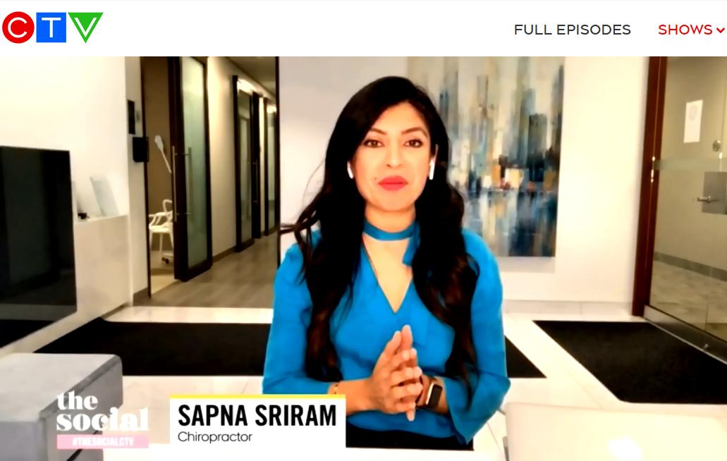 Sapna Sriram on The Social