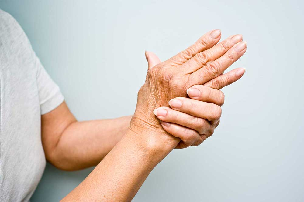 arthritis, diabetes or chronic